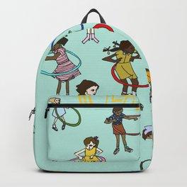 Hula Hoopers Backpack