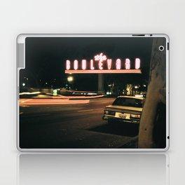 the boulevard Laptop & iPad Skin