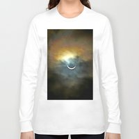 discount Long Sleeve T-shirts featuring Solar Eclipse 2 by ....