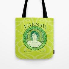 Maenad Absinthe Tote Bag