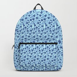 Grape Vines - Blue Backpack