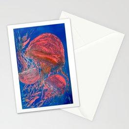 'Tres medusas' Stationery Cards