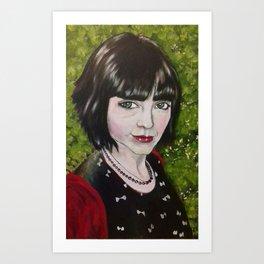 hip arborea Art Print