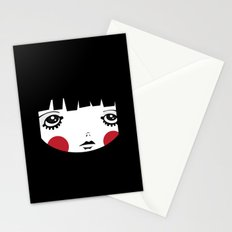 IN A Square Stationery Cards