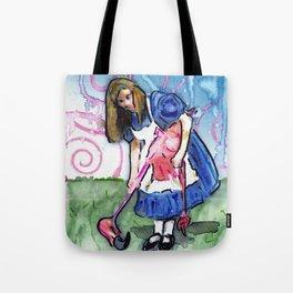 Alice II Tote Bag