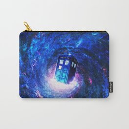 Tardis Doctor Who Vortex Carry-All Pouch