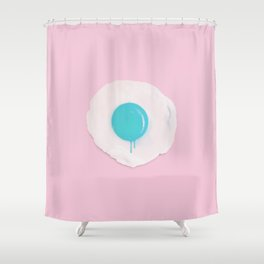 Softness x Fragility Shower Curtain