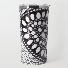 Zen Doodle Graphics zz04 Travel Mug