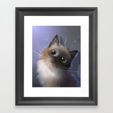 Peper Framed Art Print
