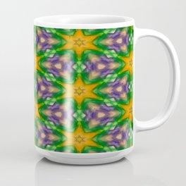 Mardi Gras stars #4509 Coffee Mug