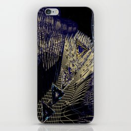 space world iPhone Skin