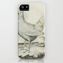 020 japannische hahn (Ger)2 iPhone Case