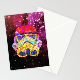 SpaceStorm Stationery Cards