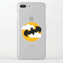 LEGOBatman Clear iPhone Case