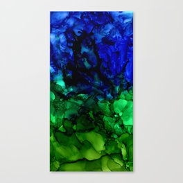 Sea Lettuce Canvas Print