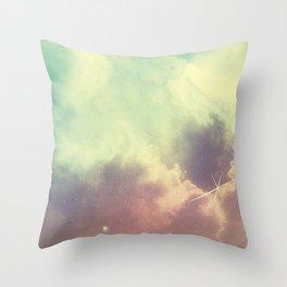 Nebula 3 Throw Pillow