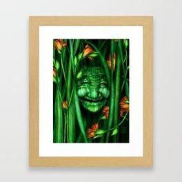 Lilly – Nature Spirit Framed Art Print