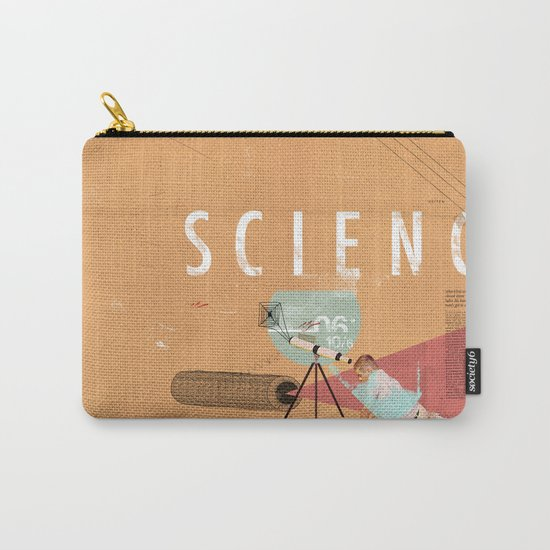 Science- fun for all ages Carry-All Pouch