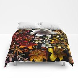 Morphological Riffing Comforters