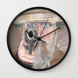 Ol Timer Wall Clock