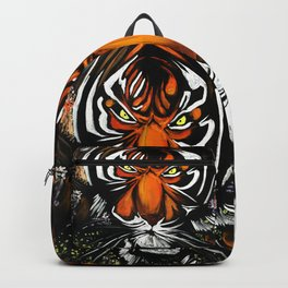 Tiger Stare Backpack