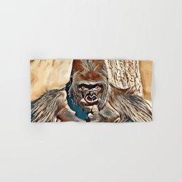 Thinking Gorilla Hand & Bath Towel