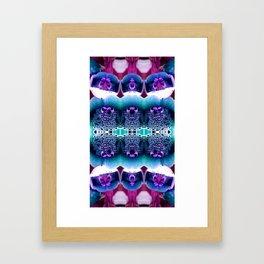 Alien Bloom #2 Framed Art Print