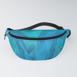 Ice cave Fanny Pack
