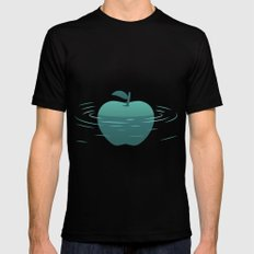 Apple 23 Mens Fitted Tee Black MEDIUM