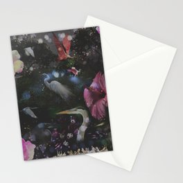 Mystical Night Stationery Cards