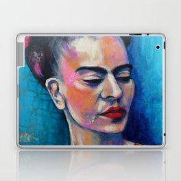 Je te ciel, hommage à Frida Kalos Laptop & iPad Skin