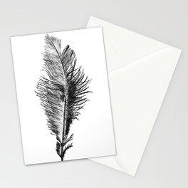 Free Falling Negative Stationery Cards