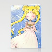serenity Stationery Cards featuring Serenity by Lilolilosa