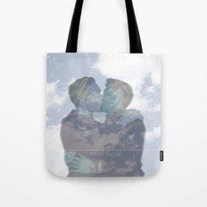 ∞ The Kiss ∞  Tote Bag