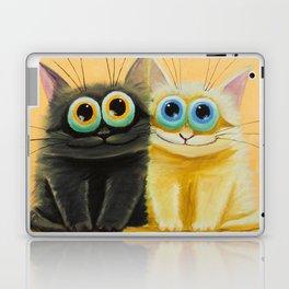 two friends Laptop & iPad Skin