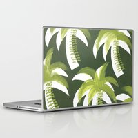 palms Laptop & iPad Skins featuring Palms by Dianne E