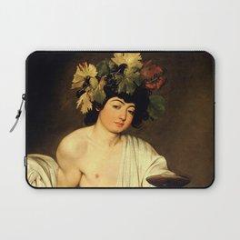 Merisi da Caravaggio - Bacchus Laptop Sleeve