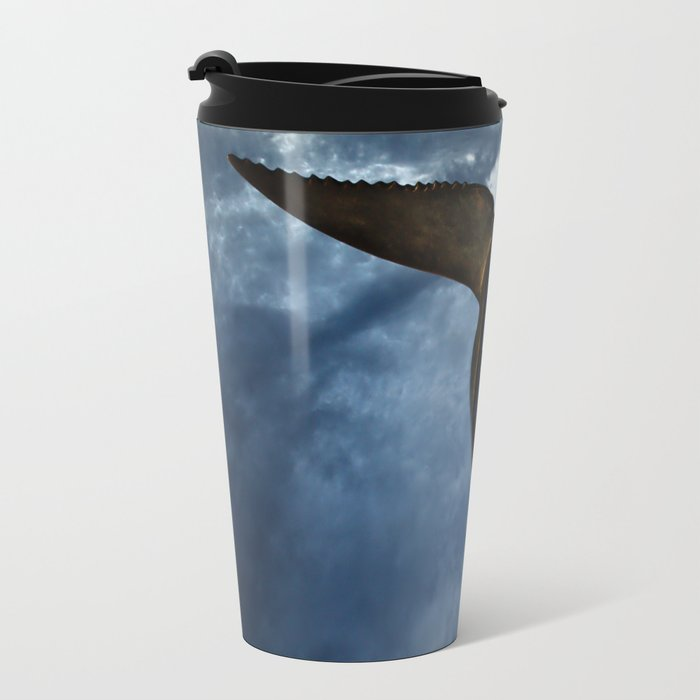 I Dream of Whales Travel Mug