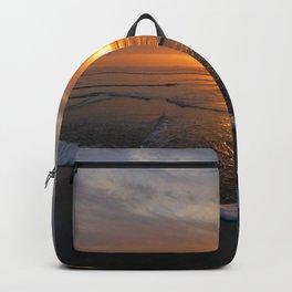 Sun-kissed Sea Backpack
