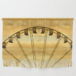 Carnival Cryptography Wall Hanging