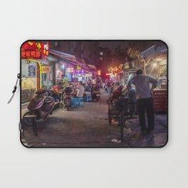 Shanghai Streets Laptop Sleeve