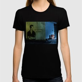 Jack Kerouac Quote On The Wall T-shirt