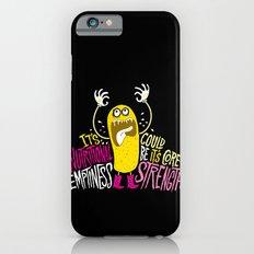 Twinkie. Emptiness. Slim Case iPhone 6s