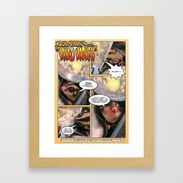 Glidertales Issue 1 - 1 of 2 Framed Art Print