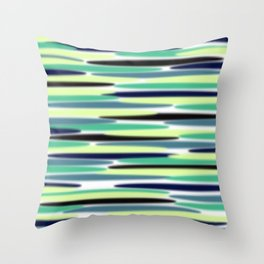 Abstract pattern 154 Throw Pillow