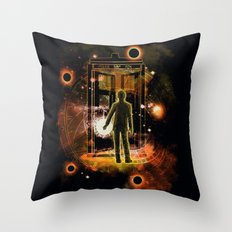 welcome home number 12 Throw Pillow
