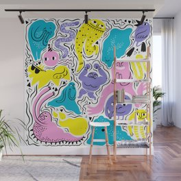 All party! Wall Mural