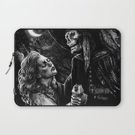 Gaston Leroux's Phantom - Christine and Erik Laptop Sleeve
