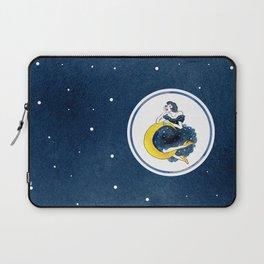 Estas En La Luna Laptop Sleeve