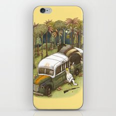 Into The Wild Things iPhone Skin